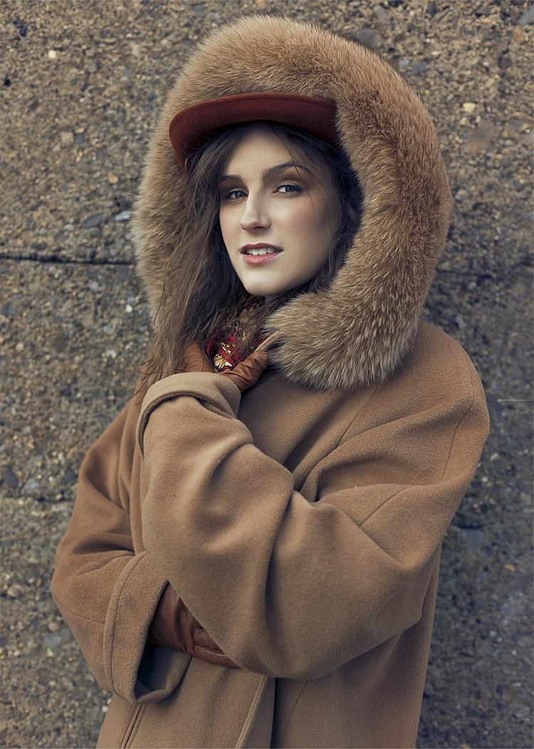 Fashion Portrait - Kim