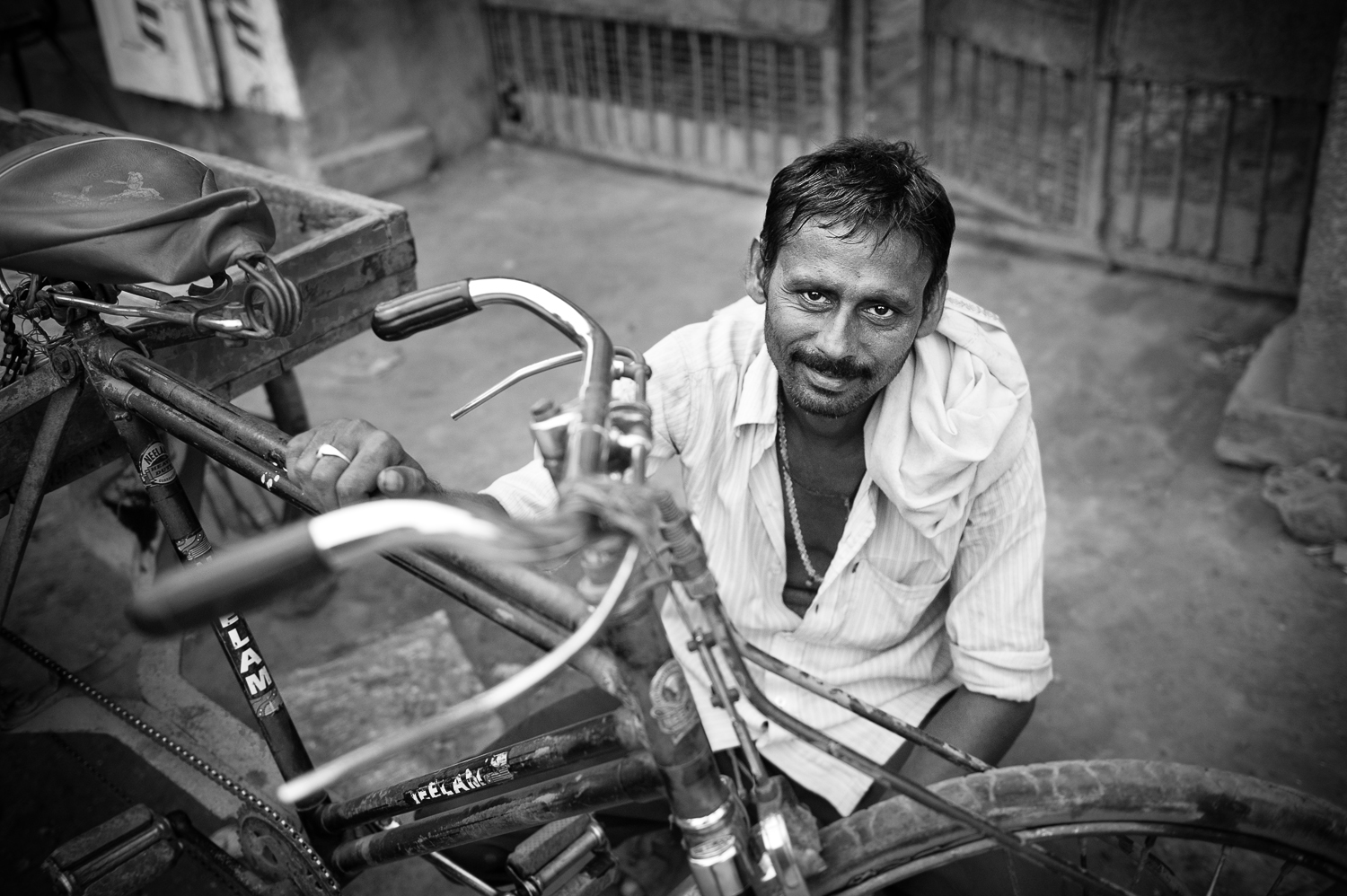 Indian Rickshaw Drivers01