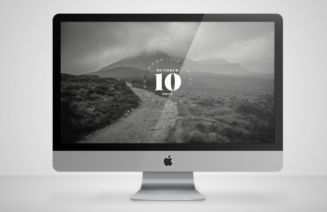 October iMac
