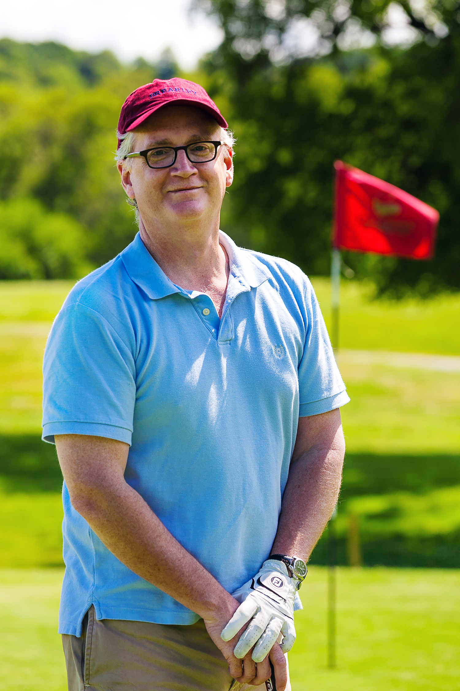 Jonathan-Dee-writer-at-Killarney-Golf-and-Fishing-Club